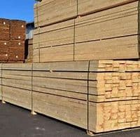 CLS treated timber